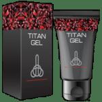 Крем гель Титан для увеличения члена