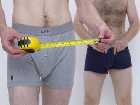 Размер полового члена большой средний или маленький
