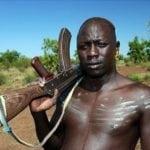 Представители Африки мужчины