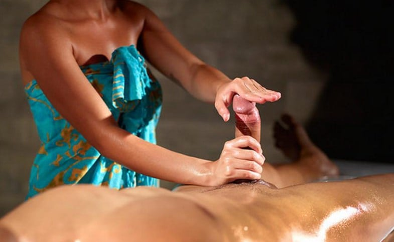 Длина массаж член
