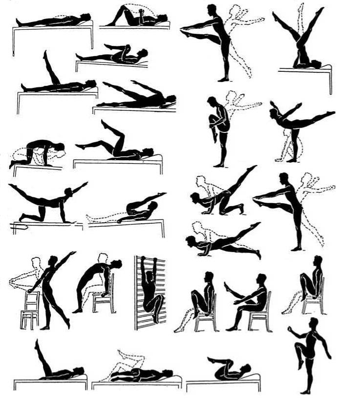 Физ упражнения от простатита магнит простатита