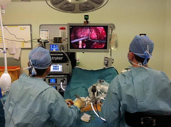 Хирургическое лечение аденомы предстательной железы. Аденомэктомия