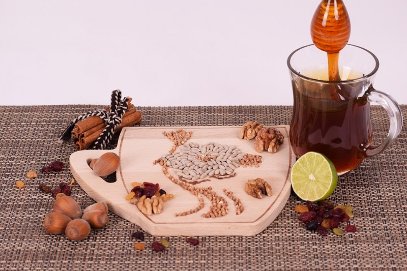 Грецкий орех с медом для мужчин: рецепт средства для потенции